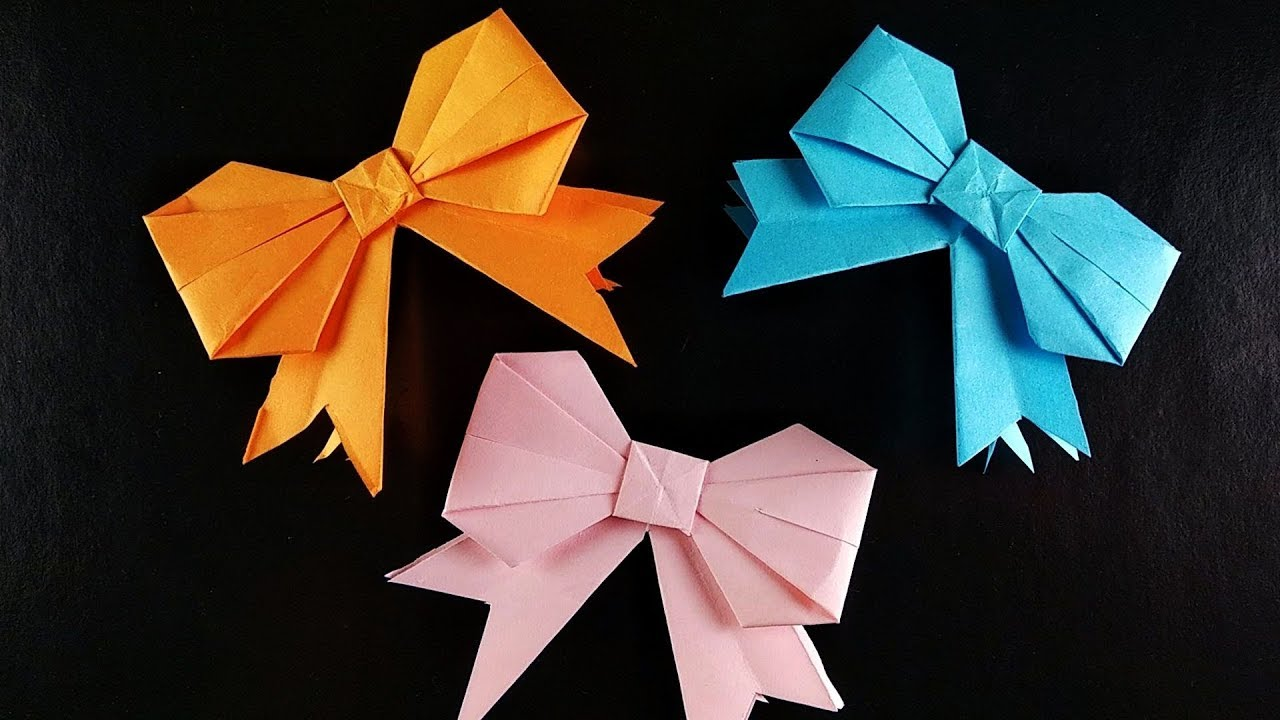 Бант из гофрированной бумаги как сделать своими руками: шаблоны бантиков из упаковочной бумаги, на подарок, объемный, большой