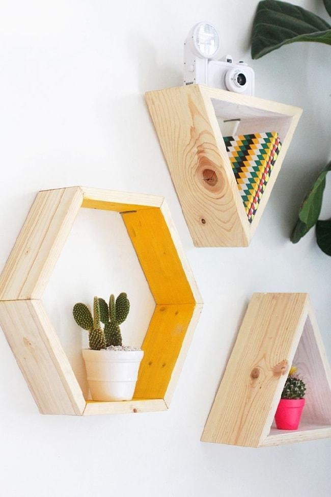 Стеллаж из дерева своими руками - 67 фото идей деревянных стеллажей