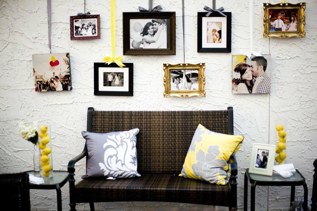 Как украсить пустую стену: простые и сложные идеи оригинального оформления стен (160 фото + видео)