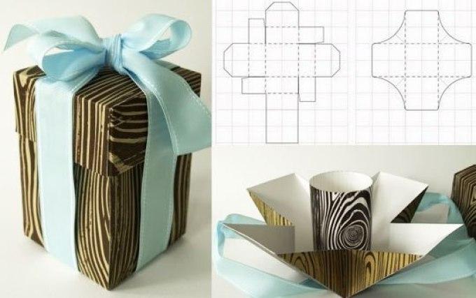 Красиво упаковываем подарки своими руками - сделай сам - медиаплатформа миртесен