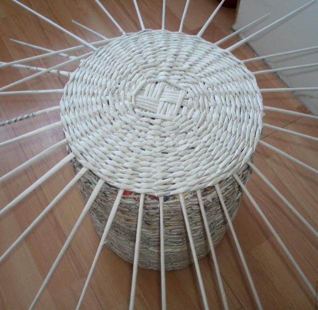 Как украсить интерьер с помощью обычной плетеной корзины: 14 идей