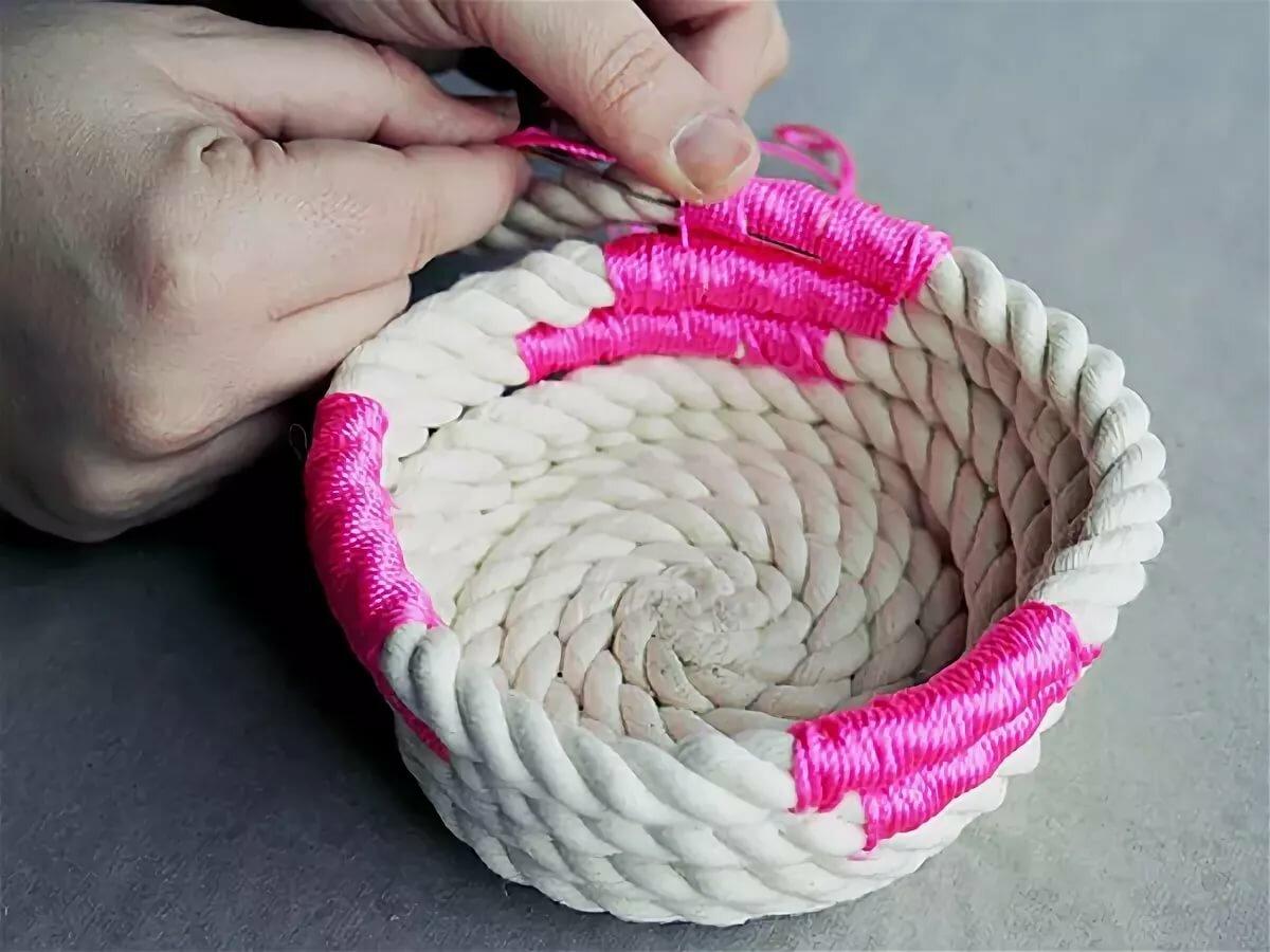 Что можно сделать из ниток мулине: из вязальных, поделка своими руками