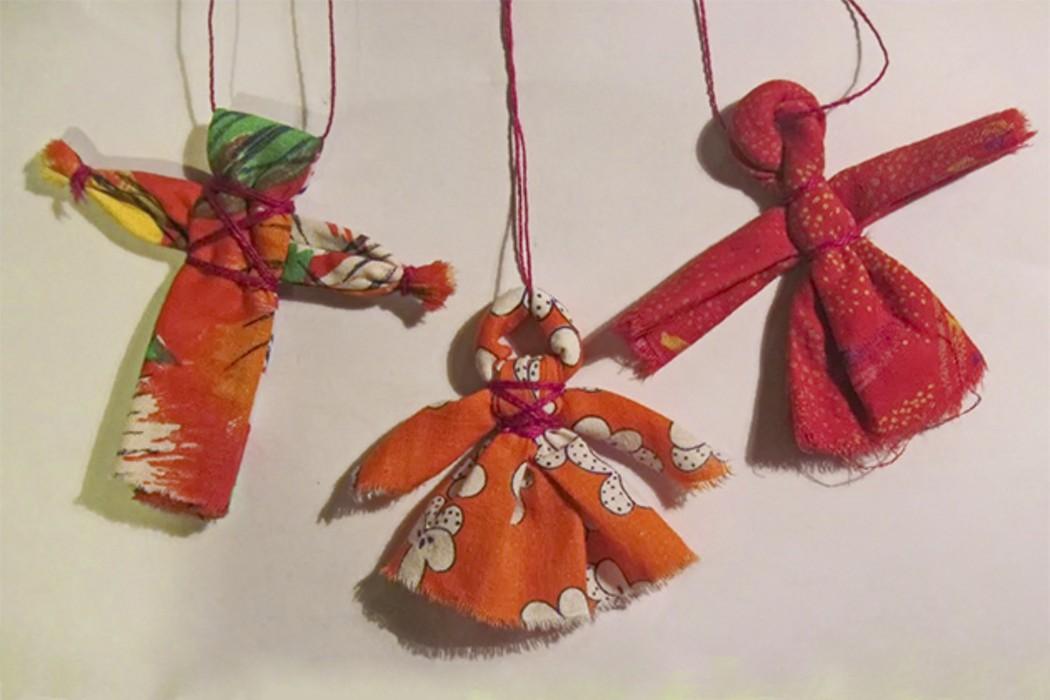 Тряпичные куклы своими руками: шаблоны, выкройки, мастер-классы