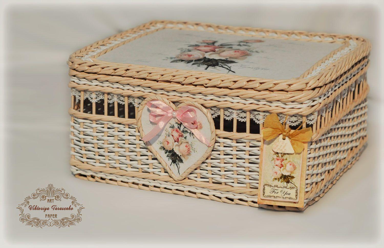 Поделка шкатулка - пошаговые мастер-классы по изготовлению из бумаги, картонных коробок и газетных трубочек