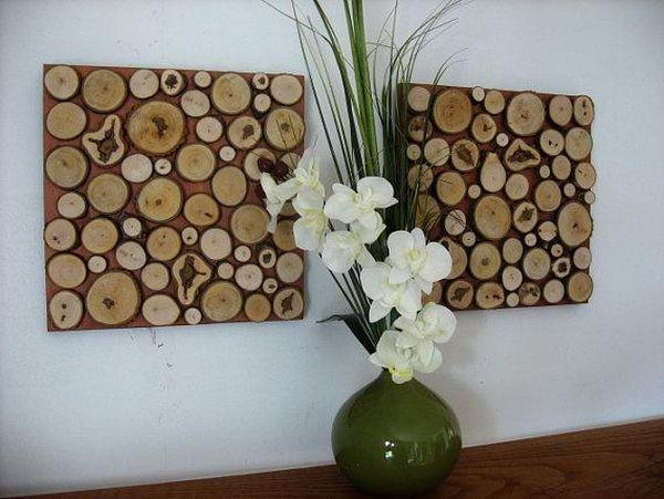 Панно на стену - декоративное оформление стен своими руками (110 фото)