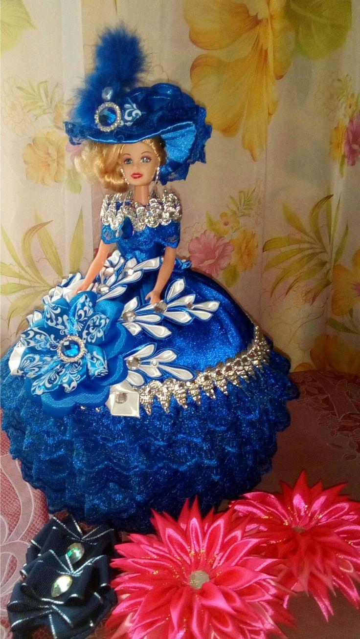 Кукла русская шкатулка