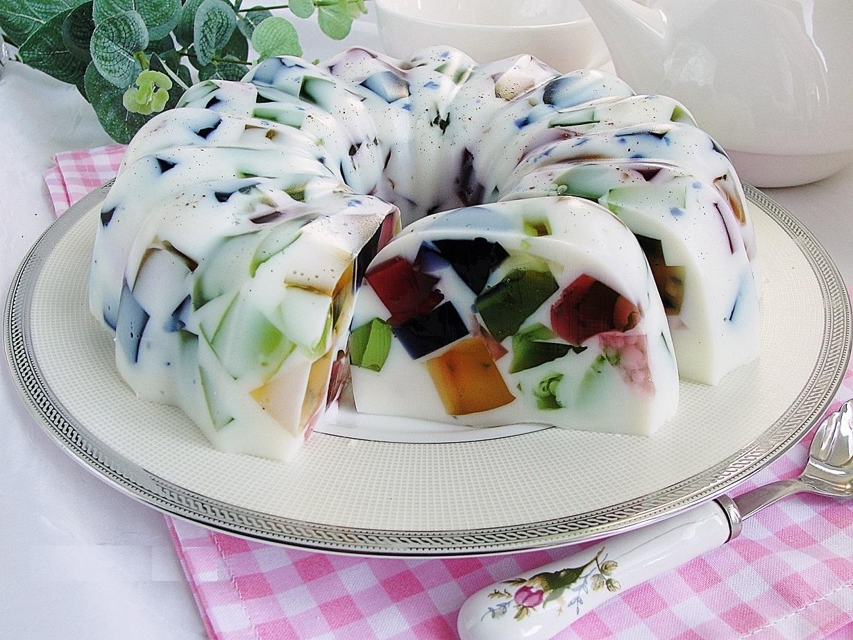 """Базовый десерт """"битое стекло"""" – кулинарный рецепт"""