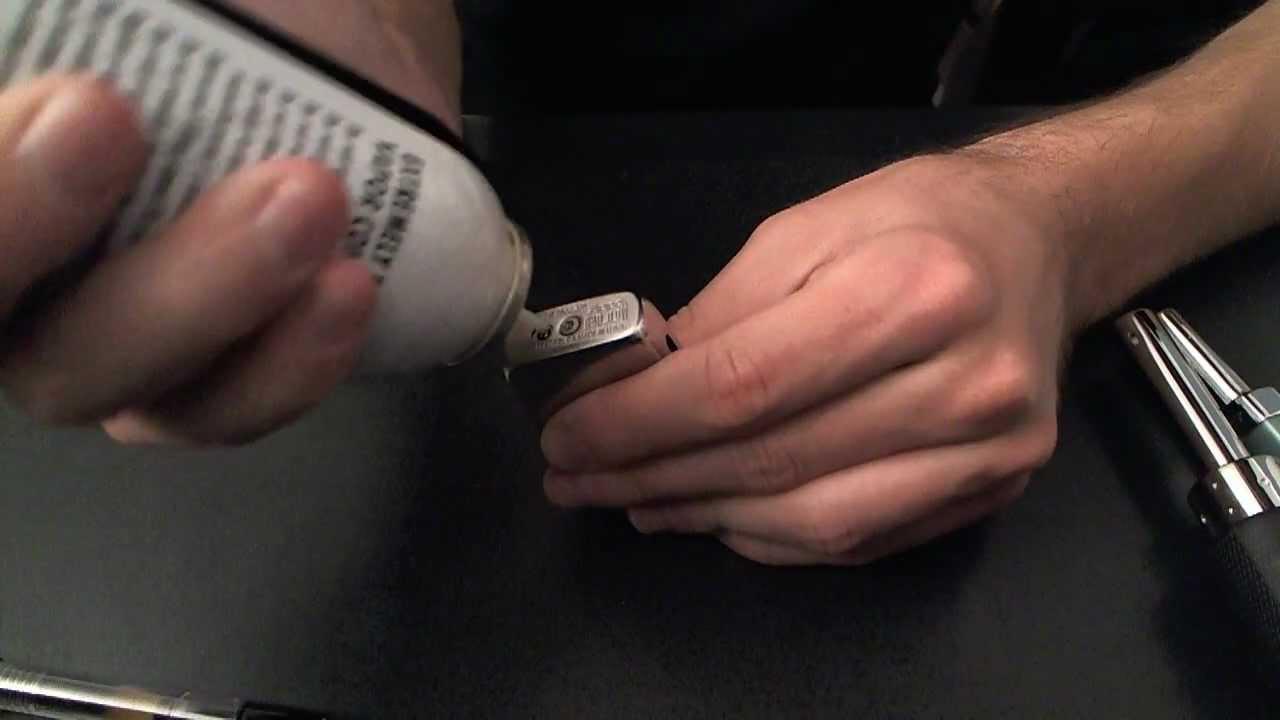 Как заправить зажигалку газом в домашних условиях. как заправит одноразовую зажигалку