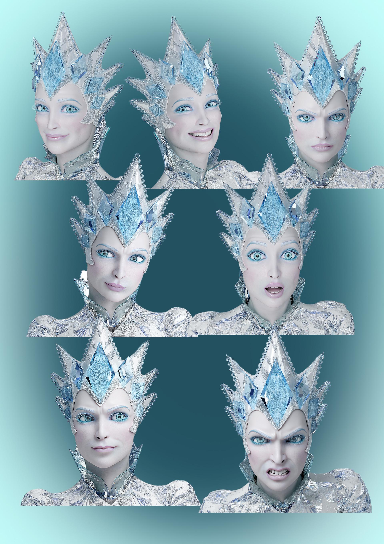 Красивая корона снежной королевы, сделать самому своими руками изготовленная