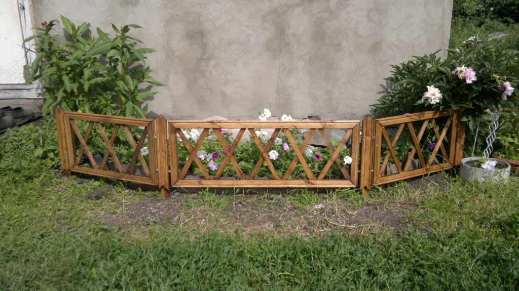 Как украсить забор: советы и рекомендации