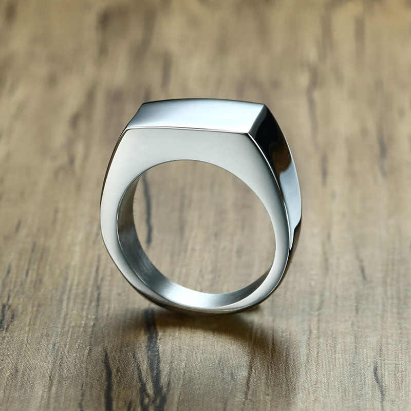 Перстень из стальной трубы. перстень из стальной трубы.