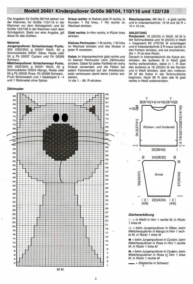 Кот крючком, 39 моделей с описанием и схемами
