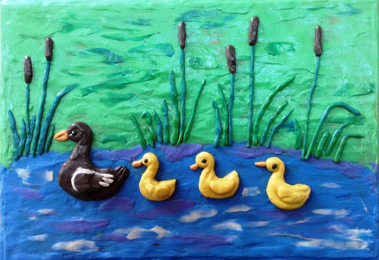 Что вы знаете о пластилиновой живописи? | культура | школажизни.ру