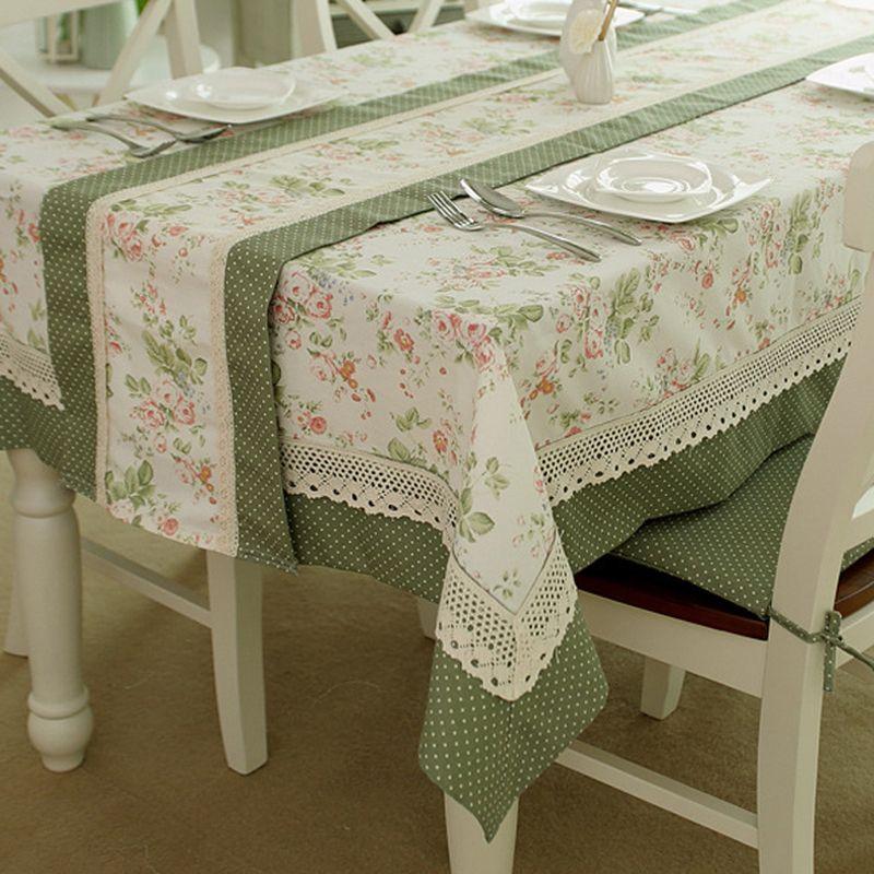 Скатерти в стиле прованс, кантри, русском стиле и других: что подойдет вашей столовой? | текстильпрофи - полезные материалы о домашнем текстиле
