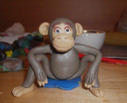 Милашки и обаяшки)) обезьянки крючком. - страна мам