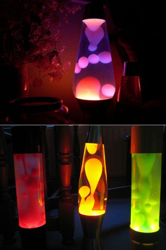 Как сделать лавовую лампу в домашних условиях своими руками | sovetguru