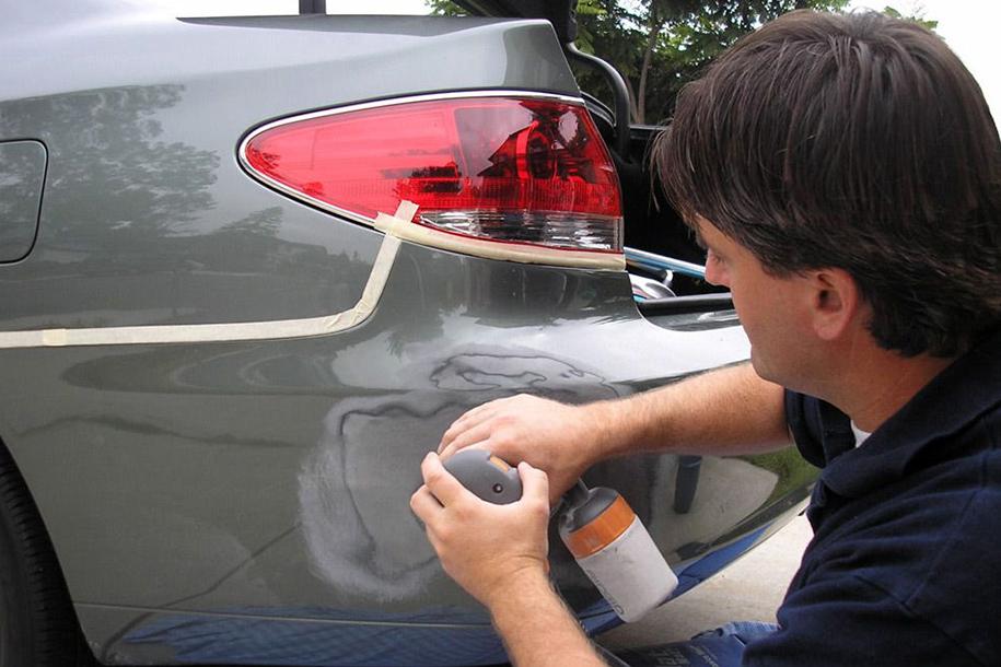 Как путем полировки своими руками избавиться от царапин на автомобиле?