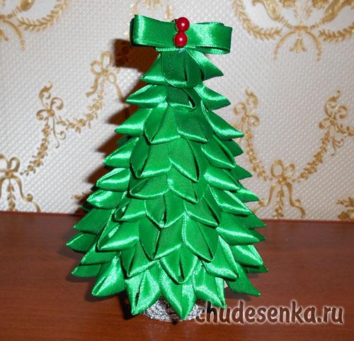 Новогодняя елка своими руками. мастер-классы с пошаговыми фото