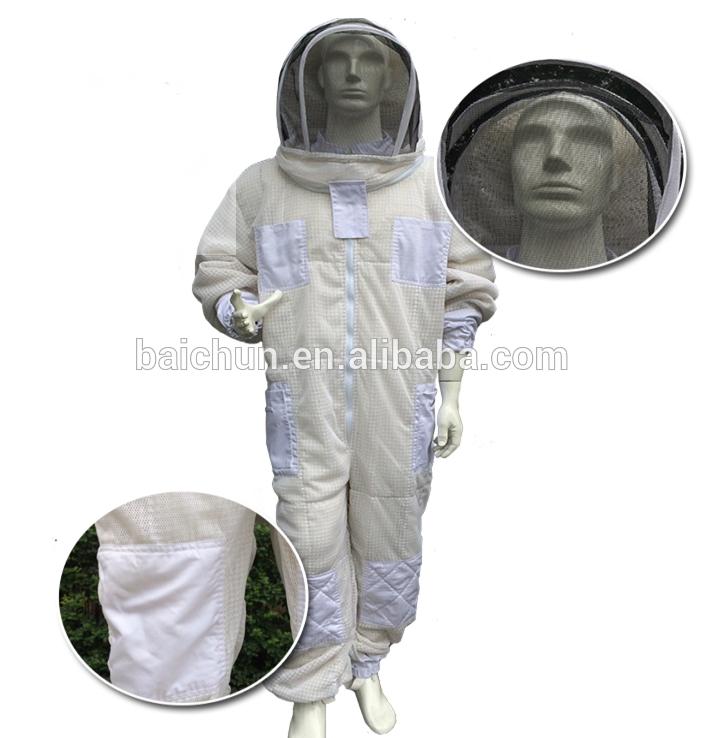 Защитная одежда для пчеловодов— куртка, шапка, сетка, комбинезон