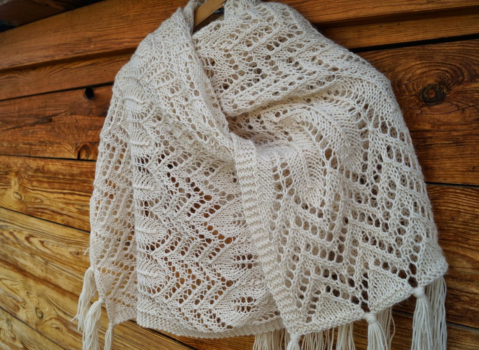 Ажурный шарф, 33 схемы вязания крючком с видео-уроками и описанием