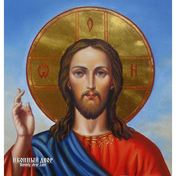 Когда помогает икона иисуса христа - православные иконы и молитвы