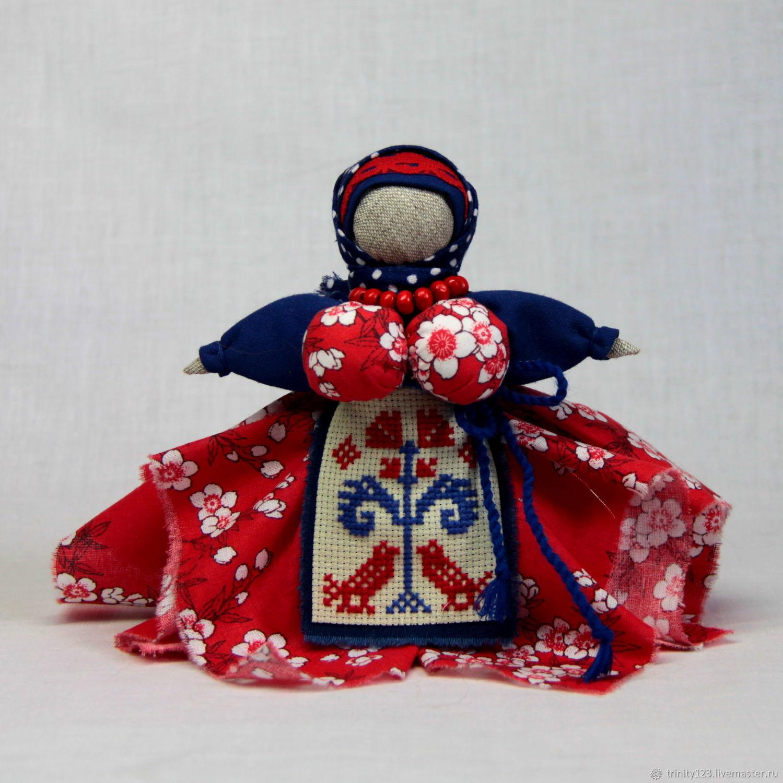 Кукла «кормилка» — своими руками