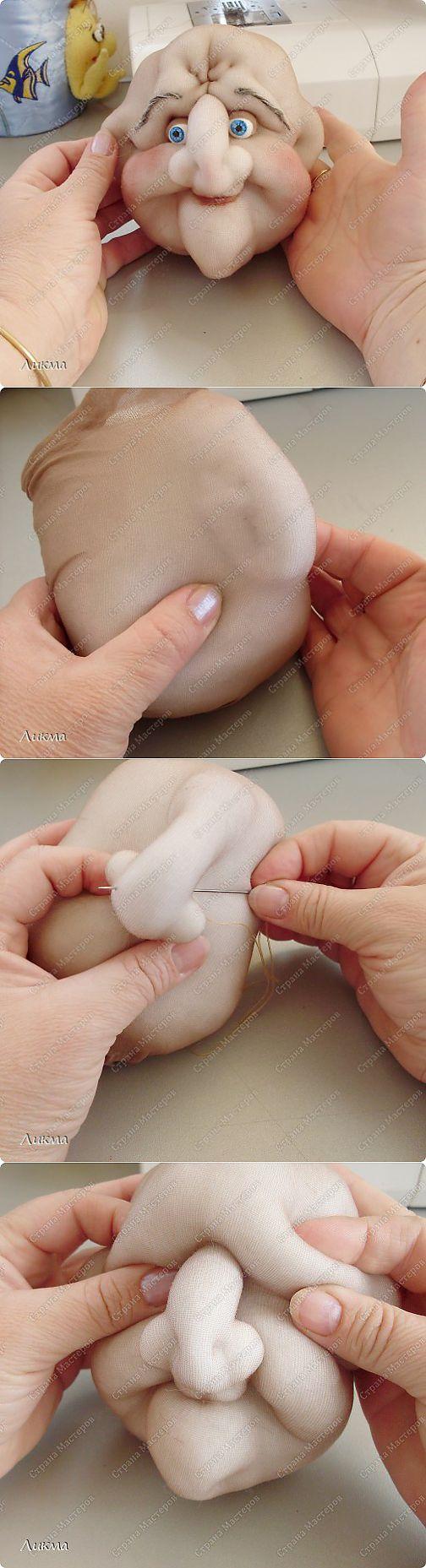 Как сделать бабу ягу — пошаговое описание как и из чего изготовить куклу своими руками (100 фото + видео)