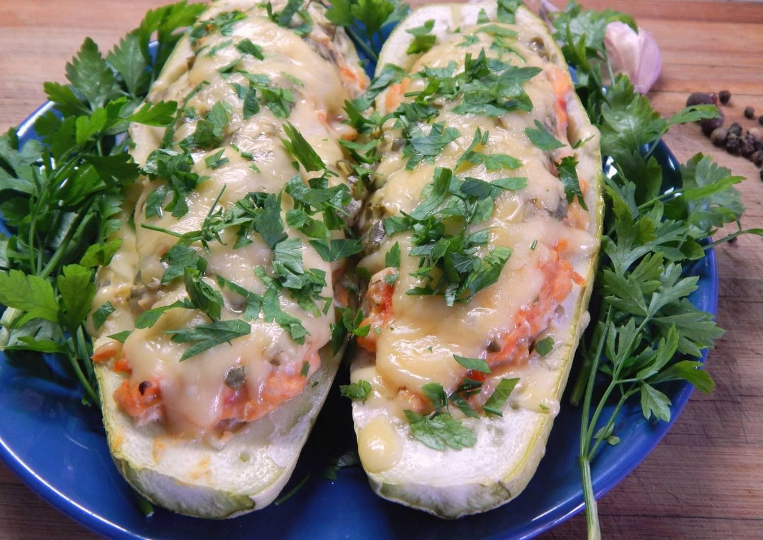Что можно приготовить для кабачковой диеты