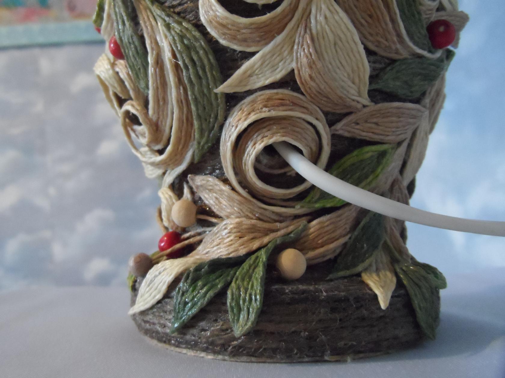 Канат в интерьере и декор из веревки, бечевки +70 фото примеров