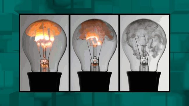 Лампа накаливания: устройство, преимущества, недостатки, принцип работы