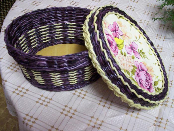 Шкатулки из газетных трубочек (19 фото): поделки для начинающих пошагово, мастер-класс плетения шкатулок из бумажных трубочек своими руками
