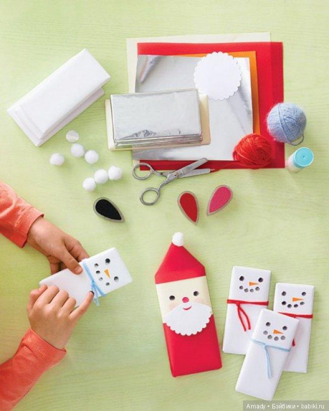 26 идей оригинальных  и недорогих подарков на новый год своими руками