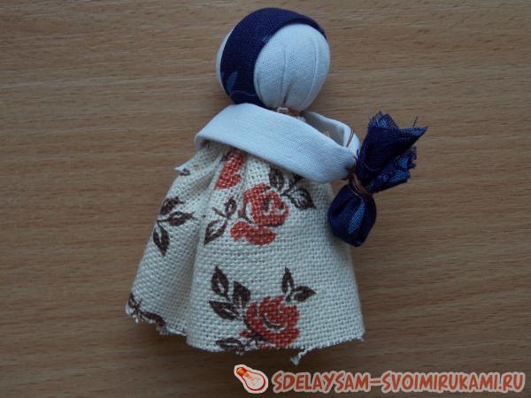 ✅ кукла из капрона «девушка-весна» - eco-podarki.ru