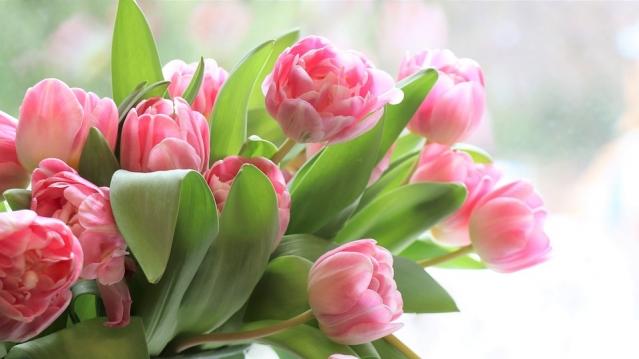 Поздравления с 8 марта женщине в стихах