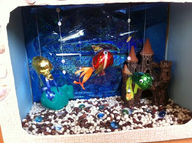 """""""аквариум"""" в садик - boobooka - развивающие игрушки для детей и не только - страна мам"""