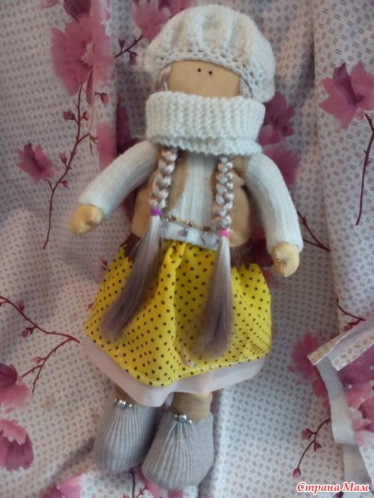 Мастер-класс по шитью куклы снежки с большими ногами, выкройки для комплекта одежды для кукол-большеножек
