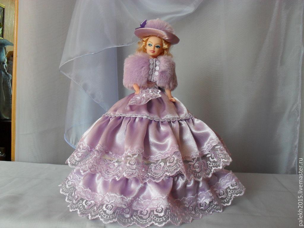 Как сшить куклу шкатулку своими руками?