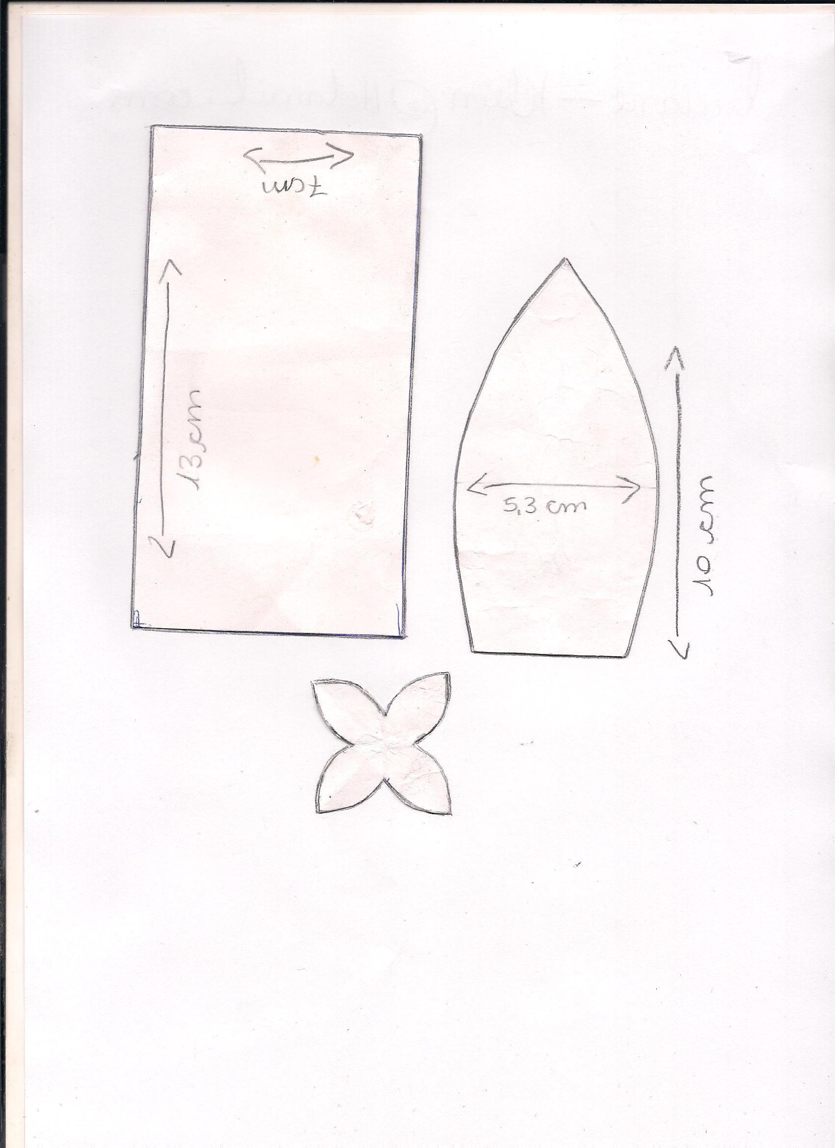 Как сшить тюльпаны тильда - мастер класс и выкройка