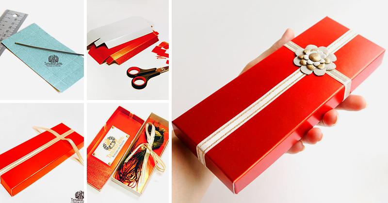 Упаковка своими руками - 115 фото и видео уроки по запаковке различных типов подарков