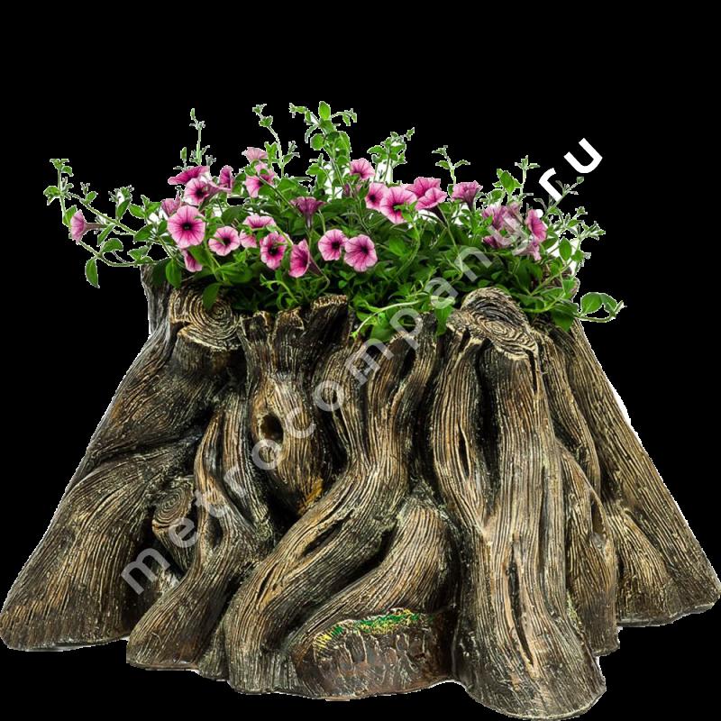 Неповторимые кашпо и вазоны для сада своими руками