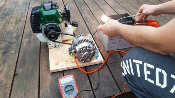 Электрогенератор своими руками - как спроектировать и построить современный механизм