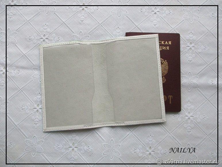 Мк обложки на паспорт.