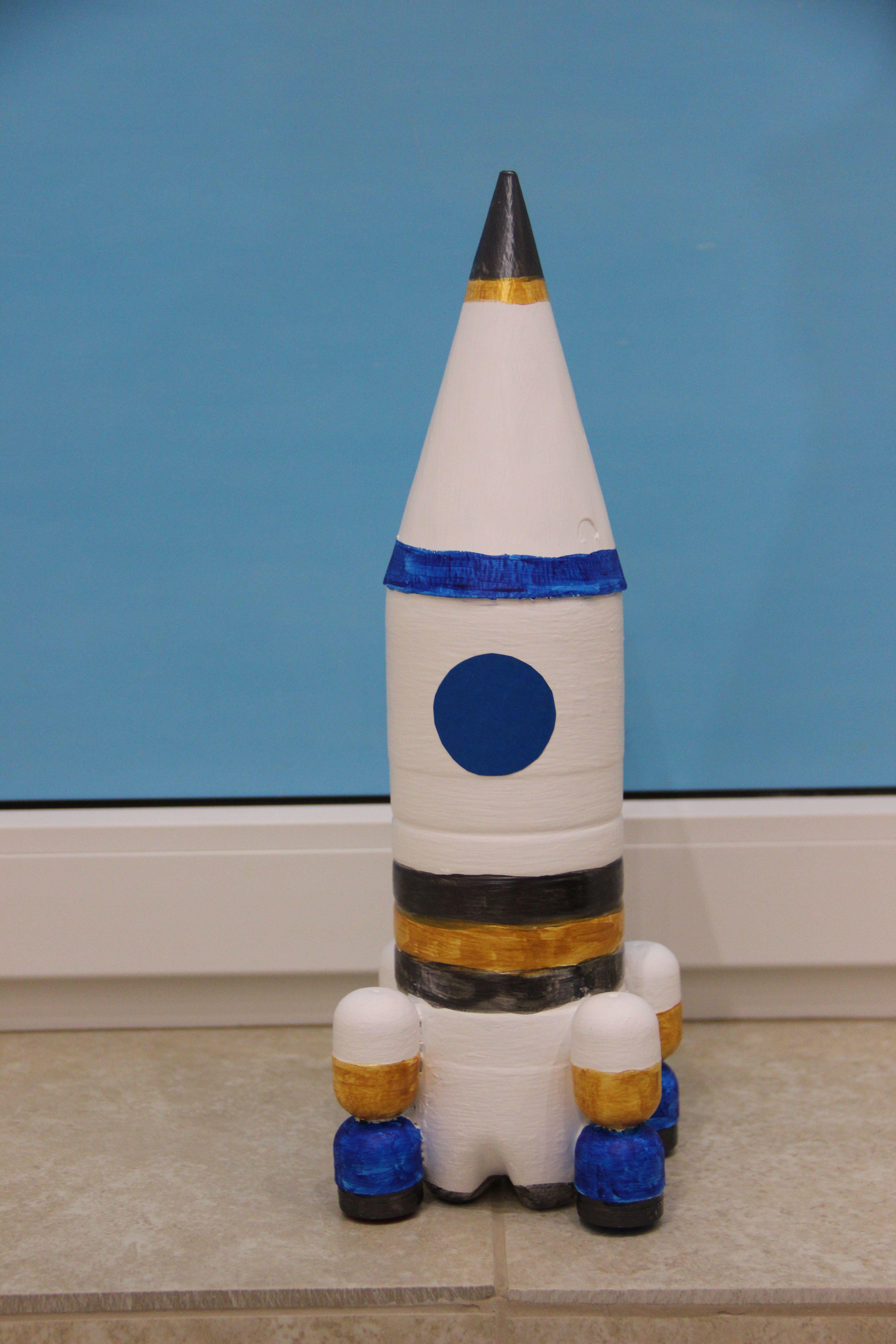 Ракету своими руками не выходя из дома. как сделать ракету из картона своими руками – схемы деталей и процесс работы. как сделать простую ракету из бутылки с пусковым механизмом, чтобы она взлетала