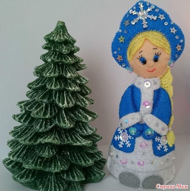 Поделка снегурочка — инструкция, как сделать или сшить детскую поделку снегурочку своими руками (100 фото красивых работ)