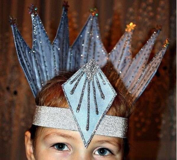 Корона снежной королевы   страна мастеров