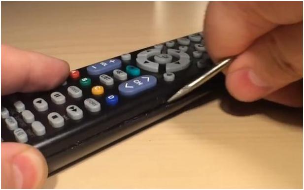 Как отремонтировать пульт ду телевизора