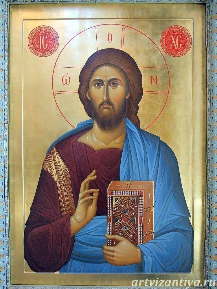 Икона иисуса христа - как изображают бога | православиум