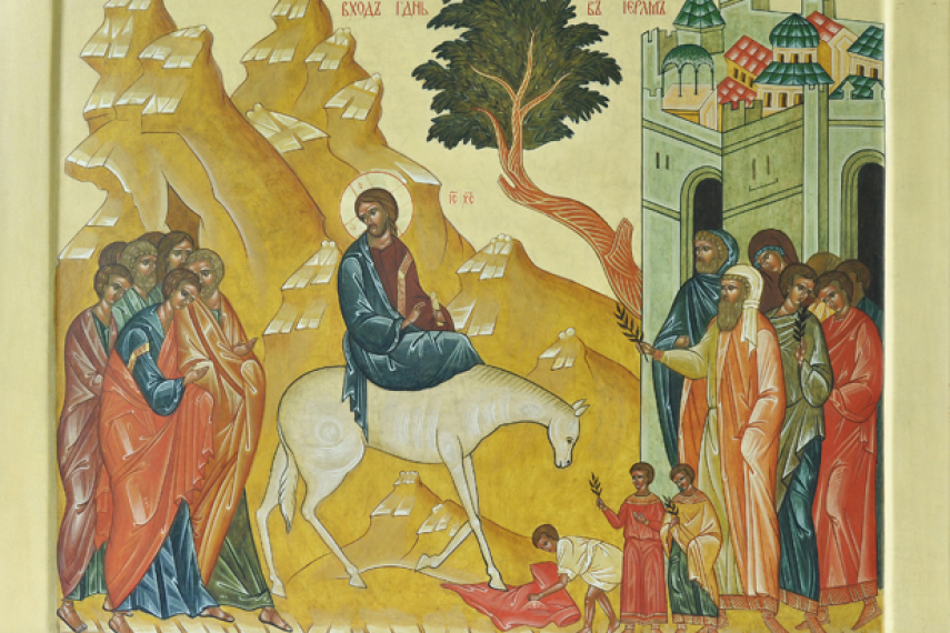 Поздравления на вербное воскресенье в стихах и картинках
