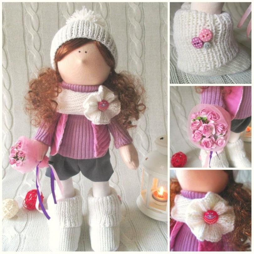 Кукла большеножка: советы по изготовлению, выкройки