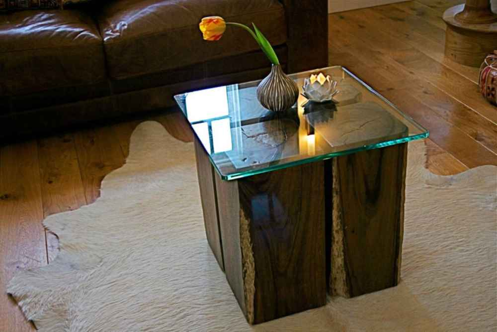 Мобильный складной стол
